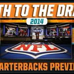2014 Draft Preview: Quarterbacks READ: http://t.co/Qbo7ppyuCs http://t.co/Xe7FUjjGaA