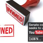 RT @dawn_com: Senate committee seeks to lift long-running ban on #Youtube http://t.co/SGBQyRmdv0 #Pakistan http://t.co/oeUpGebCj7