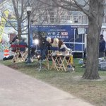 Media setup Hopkinton Town Common.#wbz http://t.co/VWvE4wLzzs