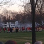 May you have a wonderful #PatriotsDay. Here at the Battle of Lexington. http://t.co/pVxNhptJhE