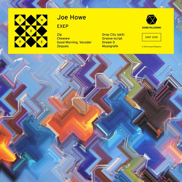 Our new release is out TODAY ! Joe Howe — « EXEP » Previews of the 8 tracks + all links here: http://t.co/PNNSO7JtFD http://t.co/PtIPVs885d