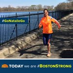 TODAY we are all #BostonStrong! Good luck @NMoralesNBC on running for some very special causes today! #GoNatalieGo http://t.co/WpjpYS2sgm