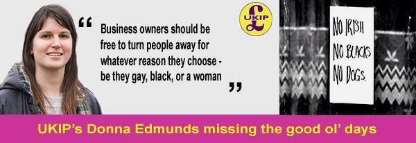 UKIP isn't racist, you say? http://t.co/Jo1Rsp6g7J
