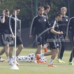 Marco van Ginkel training with the first team. #CFC http://t.co/0wWECKJ1m4