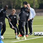 Heres an update on todays training session: http://t.co/pkjYPnAv09 #CFC #ChampionsLeague http://t.co/E83jLbMhdd