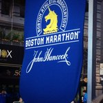 RT @TheJimmyFund: The streets are decorated and the spectators are starting to arrive! http://t.co/Tbopg91Wlx