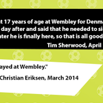 RT @paddypower: Tim Sherwood boasts about his eye for talent, or bullshit, one of the two... http://t.co/rgMUMPWzPt