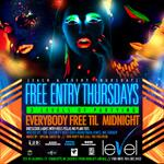 "There is only #1 Thursday Hot Spot"" #LEVELCHARLOTTE Ladies 18+ Fellas 21+ Hosted By My Homie @MONEYMANJONES http://t.co/aceSvsCLEf"