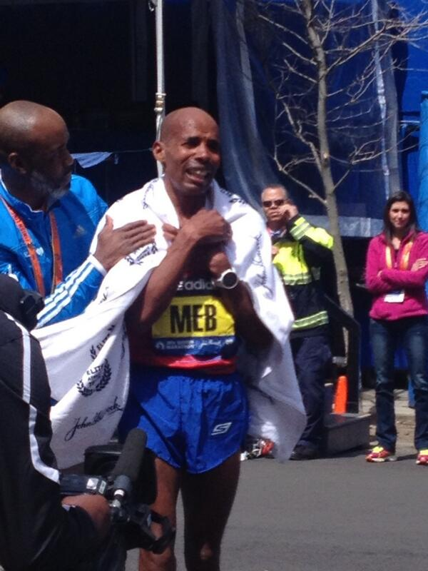 Meb overcome with emotion #WBZ #bostonmarathon http://t.co/Xt63HZIrrc