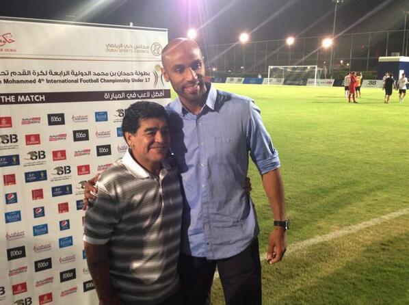 Invitados de lujo al amistoso del Sevilla FC en Marruecos