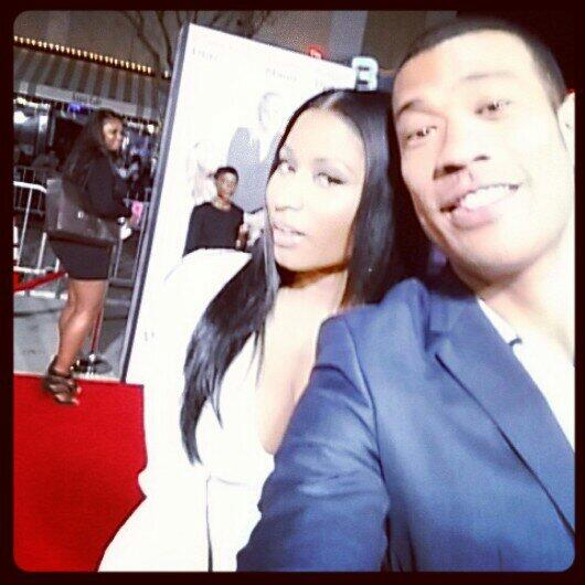 Just talked to my girl @nickiminaj about IF her album is dropping May 5th! Find out tomorrow on #Insider http://t.co/5uclMkrpRY