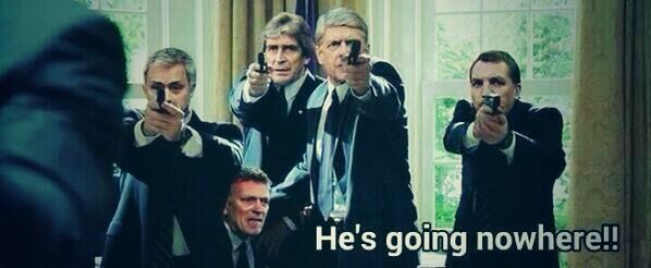 Probably not far from the truth!! #moyes #MUFC http://t.co/v5wL4vN1BG