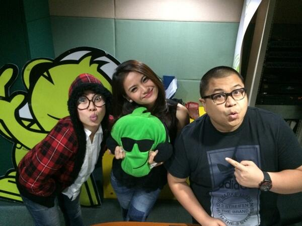 With @septriasa_acha and @kemalbunder for #SalahSambungBF #banggafilmindonesia