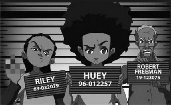 Who's watching the new #Boondocks #boondocksseason4 http://t.co/fi1OGQxCIo