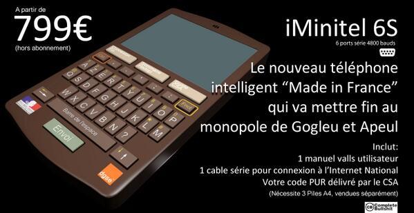 Dépéchez vous, il ne me reste plus que quelques marrons et 1 marron http://t.co/Lvr3GZN9YS #hightech #frenchtouch http://t.co/TxqQjD0Nhg