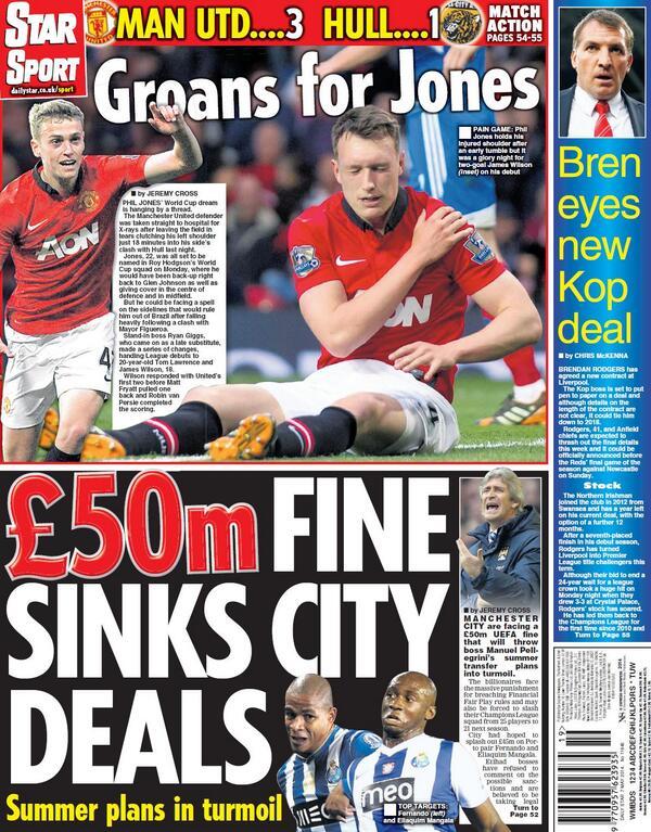 Bm 5KlRCEAAcK1P Liverpool offer Brendan Rodgers new 4 year deal [Telegraph & Star]