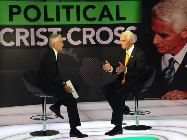 @CharlieCrist sits down with @jorgeramosnews for @ThisIsAmerica on @ThisIsFusion tonight 10P ET. #flgov http://t.co/EDRgpS71g3