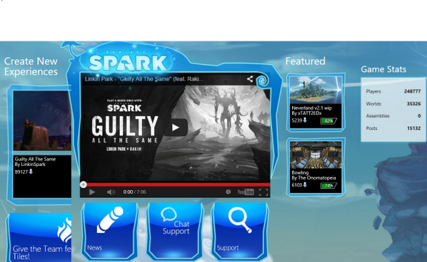Plenty of interest in Project Spark http://t.co/vNMLF2Cqsm and how #gamification of education builds student skills http://t.co/RaFrQNwwgh