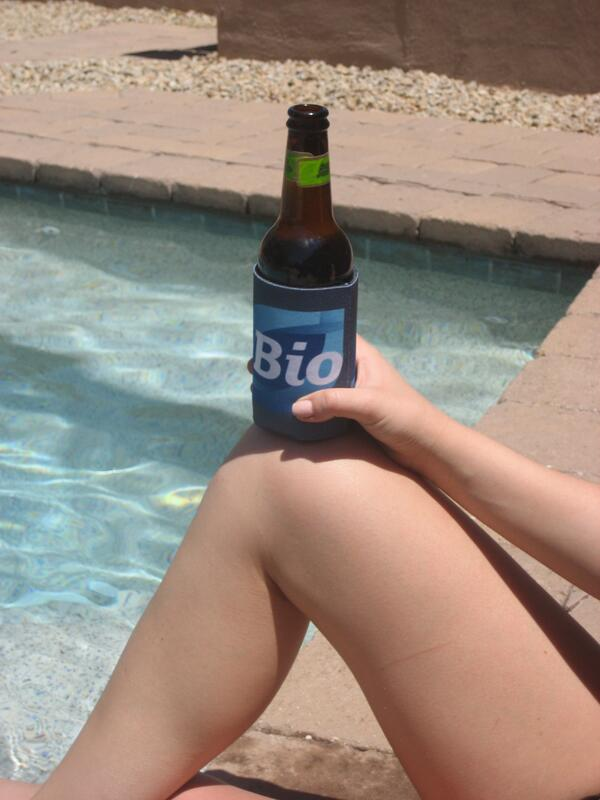 .@BioKoozie is soaking up the AZ sun and getting ready for #BIO2014 in San Diego. http://t.co/r5nuBgsTLJ