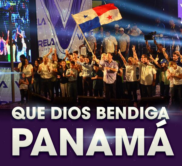 Que Dios Bendiga a #Panamá http://t.co/2yyaNaFHvj