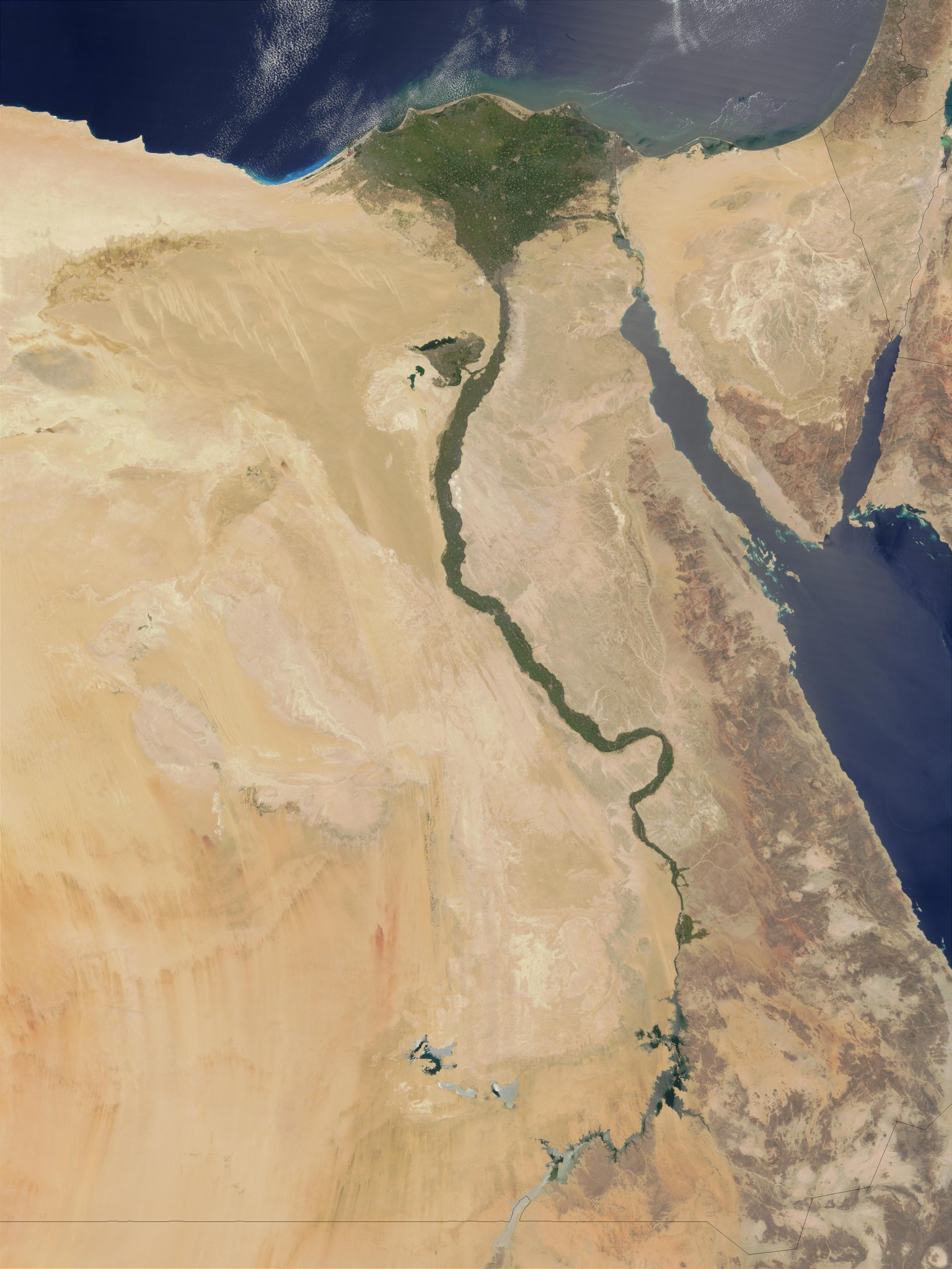 a look at the villages of ancient egypt along the nile That is one reason we look for causes and effects in history the civilization of ancient egypt developed along a 750-mile stretch of the nile ancient egypt.