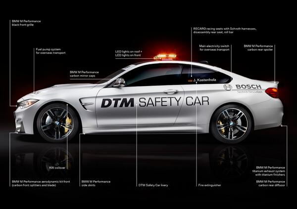 The new #BMW #M4 Coupé #DTM Safety Car http://t.co/bH9oMtCP5b #Safetycar http://t.co/3dqimbX6Um