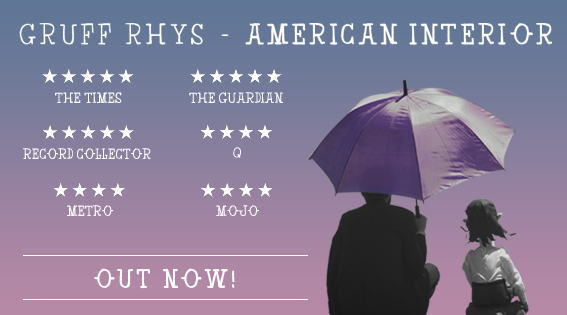 Gruffingtonpost Breaking News: American Interior is out now! http://t.co/JeseJSxBb9