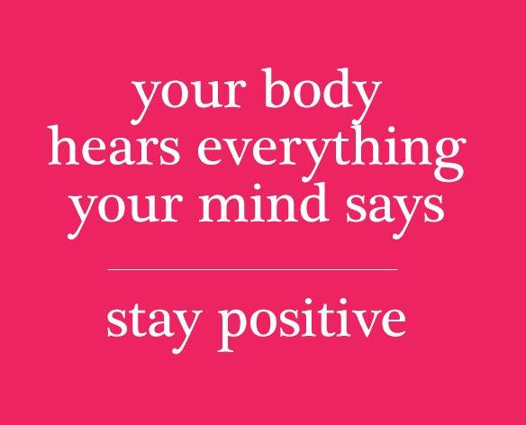 Your Body Hears Everything Kchrissyharry 60millionmiler Quotes Enchanting Wellness Quotes