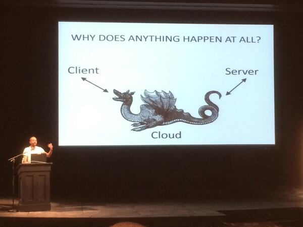 How does the cloud even work? #monitorama http://t.co/DMq2VZbjsa