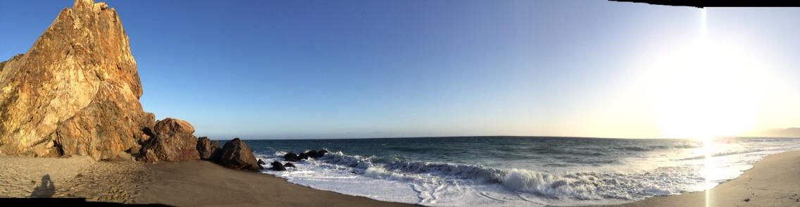 Point Dume late afternoon retreat #la http://t.co/EYpi0WjECB
