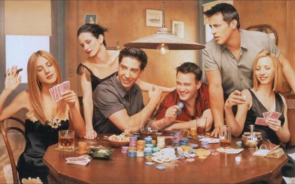 Diez años sin 'Friends': por qué sigue siendo una sitcom de referencia http://t.co/8G3GWa39Da http://t.co/3HBIExeCTM