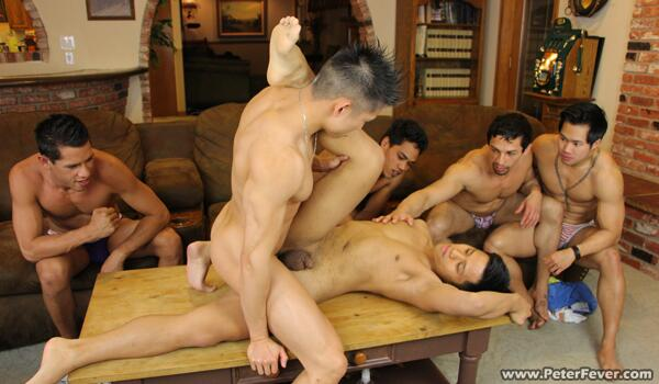 Gay Strip Poker Dick 115