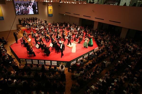 """ラ・フォル・ジュルネ金沢「熱狂の日」音楽祭2014""""プラハ・ウィーン・ブタペスト~三都物語~ 終了しました!  ご来場くださった皆様、出演者、ご協力くださった関係者、すべての皆様に「乾杯!」 #lfjk http://t.co/fwB5NRtyli"""