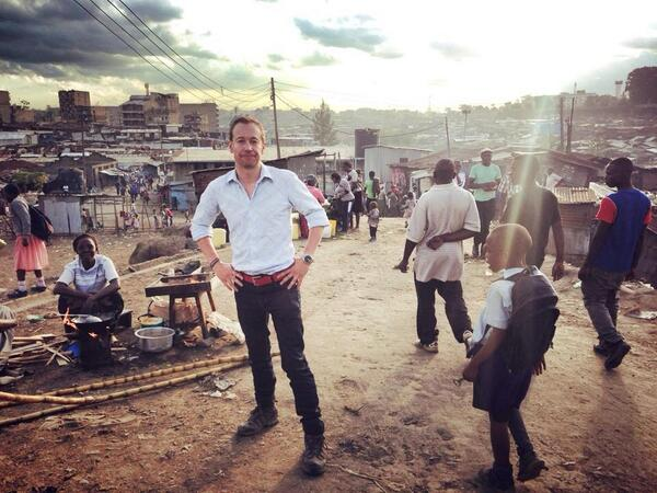 I'm in the slums of Nairobi for @bbcclick with a project that could offer computing to the 5bn with no access. http://t.co/ZdjTl7TExQ