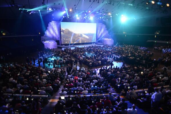 The #CitrixSynergy 2014 Keynote is TODAY! Watch it live on SynergyTV. 9 AM PDT: http://t.co/k2XtR30JuP http://t.co/FU2LiPxPLU