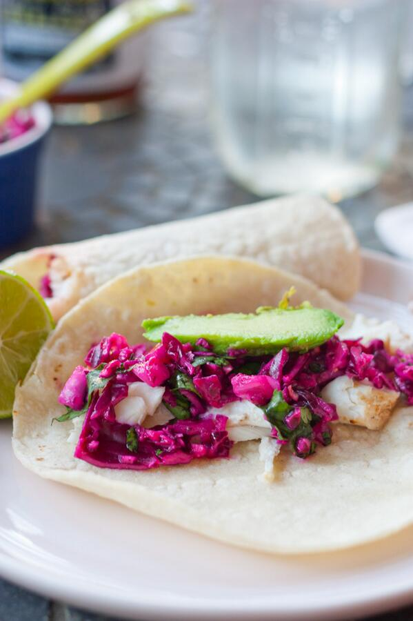 Skip going out and make these grilled fish tacos at home. http://t.co/g5f21Laf3w #eatclean #31Mealsin31Days http://t.co/UQXsA2CF3v