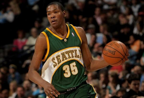 Congratulations to the 2014 NBA MVP, @KDTrey5!   You'll always have a home in the Emerald City!  #seattle http://t.co/vXE3HXkIYm