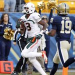 RT @SaturdayEdge: #Miami Football 2014 Spring Wrap Up w/ @Category6UM of the Hurricane blog @TheStateOfTheU http://t.co/PPATA0Hfza http://t.co/kh00HXjy7s