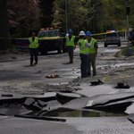 "Hands down Baxter ave. wins ""pothole of the year"" award. #HolyHoleBatman #Louisville http://t.co/nH5AgaBwQD"