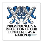 RT @jakimccarthy: Independence is a reflection of our confidence as a Nation.. #indyref #VoteYES #yesscotland #indyreasons #YES2014 http://t.co/TRHerHzCHL