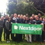 RT @OPDChris: Me and the #NextDoor team at #Oakland Mosswood park today for #Oakland #OaklandPolice @nextdoor launch! #notaselfie http://t.co/wmxKTlJRDX