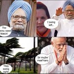 COMIC: Dr Singh tells Modi why theres no Modi wave (via @ajayendar) http://t.co/BezEXH0RKp