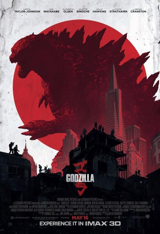 'Godzilla' Japanese Trailer and Cool IMAX Poster  http://t.co/JoLBKAqtB8 http://t.co/coeb5i06E3