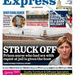 This weeks #Wakefield Express front page: https://t.co/m90oQzmNkn http://t.co/moGkLh97TM