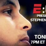 DVR Alert: Dont miss @ESPN E:60 profile on @StephenCurry30, airing today at 4pm PT. Preview: http://t.co/ULSyBziuUx http://t.co/NUmP0TQuKe