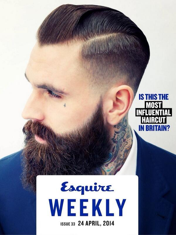 RT @KevinLuchmun: Made front cover for @EsquireWeekly myself and @RickiFuckinHall interview from @Matt_Hambly http://t.co/MPFJi5gI7E
