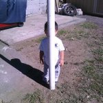 RT @TheFakeESPN: Exclusive: Childhood photo of Michael Pineda playing Hide and Seek. http://t.co/55Voa330Z3