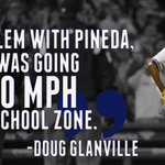 ESPN analyst Doug Glanville says pine tar is like speeding. Everyone does it, but… » http://t.co/YkArsHN82i