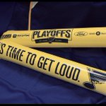 RT @StLouisBlues: Thanks to our great playoff sponsors for these thunderstix that all fans will receive at Game 5. http://t.co/JhrHkOmbym
