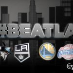 RT @CSNAuthentic: It's #BeatLA Thursday! Show us how you're getting ready for the games tonight by using #AuthenticFan & #BeatLA http://t.co/uSreYe7oQQ